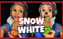 Snow White🍎| Zombie | Halloween Body Paint Makeup