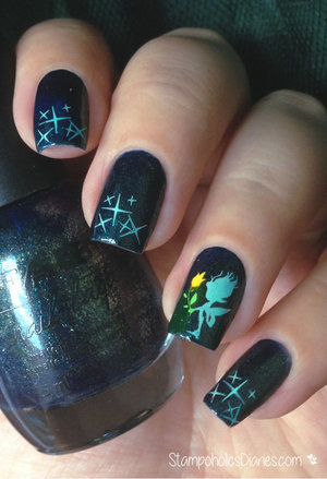 http://stampoholicsdiaries.com/2015/05/06/fairy-nails-with-faby-mundo-de-unas-dance-legend-and-chez-delaney/