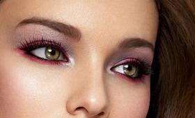 Burgundy Eye Looks