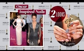 HOW TO: Oscars Red Carpet Manis