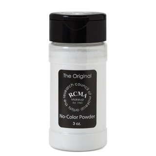 RCMA Makeup No Color Powder