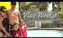 Week 1 Vlog : Family Florida Trip