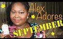 Alex Adores: September 2013
