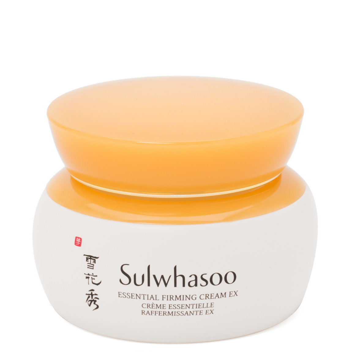 Sulwhasoo Essential Firming Cream product swatch.