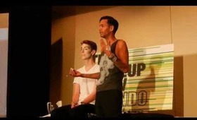 Sutan Amrull (a.k.a Raja Gemini) Speaks at The Makeup Show Orlando #TMSOrlando 2013