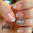 Holo Zebra Mani
