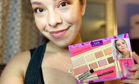 Tarte+Whitney Simmons Collab! TRY-ON/REVIEW + 10 Healthy Habits that CHANGED my life