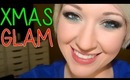 XMAS GLAM TUTORIAL (12 DAYS OF CHRISTMAS SERIES