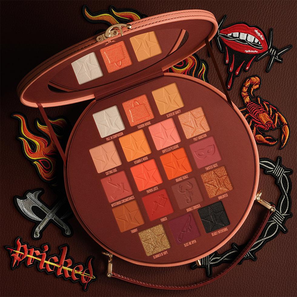 Jeffree Star Cosmetics Pricked Eyeshadow Palette