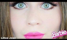Barbie Halloween Makeup Tutorial 2019 | Lillee Jean