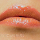 Orange Gradient Lips