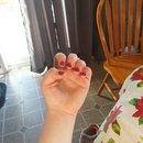 Christmas nails?