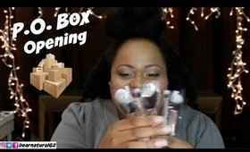 P.O. BOX HAUL & GIVEAWAY | Dearnatural62
