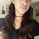 nyx pink lip