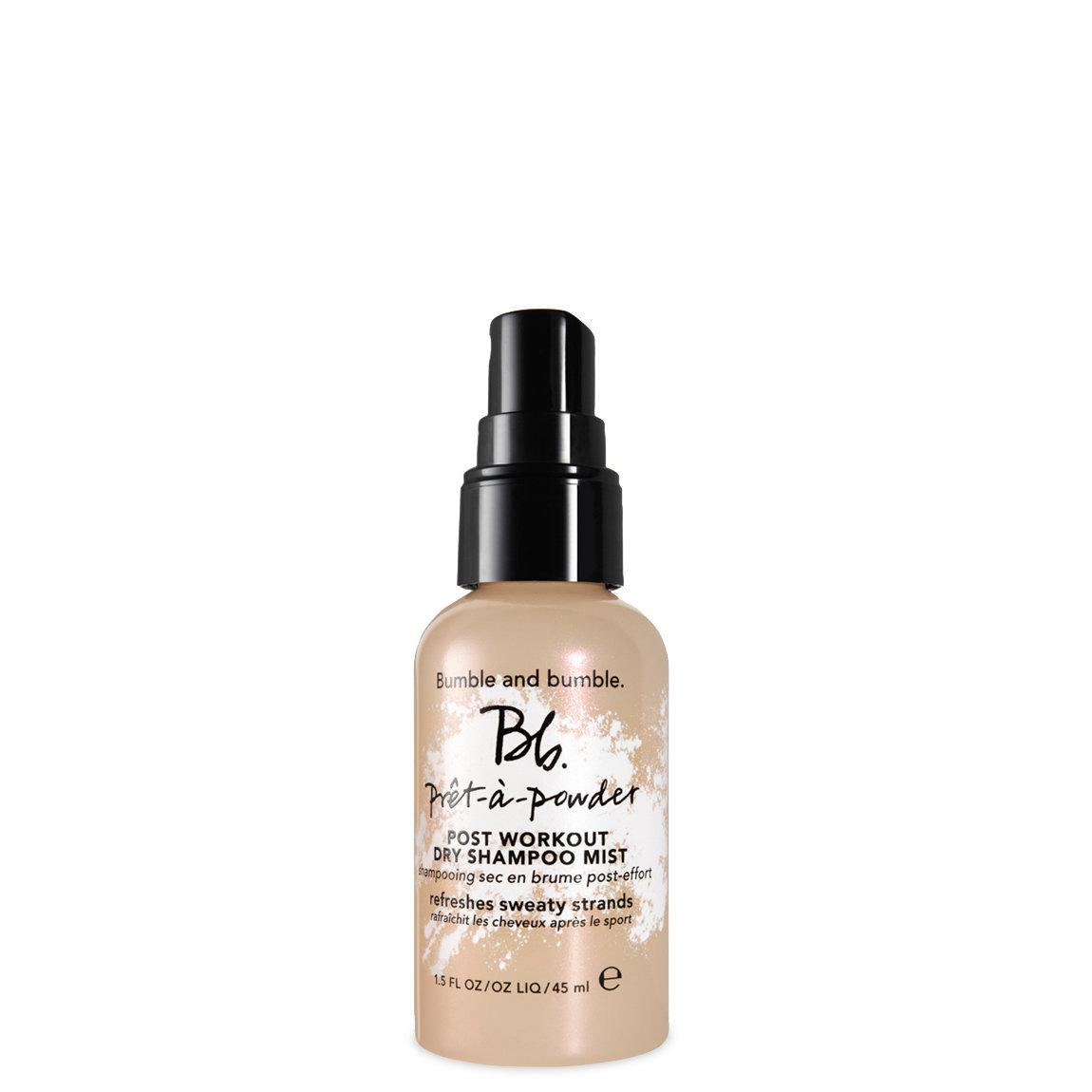 Bumble and bumble. Prêt-à-Powder Post Workout Dry Shampoo Mist 1.5 fl oz product swatch.