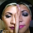 Glam Or Dramatic?