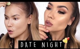 Classic Bronze Makeup for a Date GRWM | Maryam Maquillage
