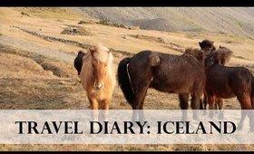 Travel Diary: Iceland VLOG | MsLaBelleMel
