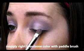 Wet N Wild Petal Pusher Palette Look 2 (Drugstore Eyeshadow Tutorial)