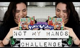 POPIN COOKIN EDITION: NOT MY HANDS CHALLENGE with HAIRYFRANKFURT