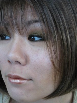 This is from the beginning!  Back in 2008 when I was in makeup school.