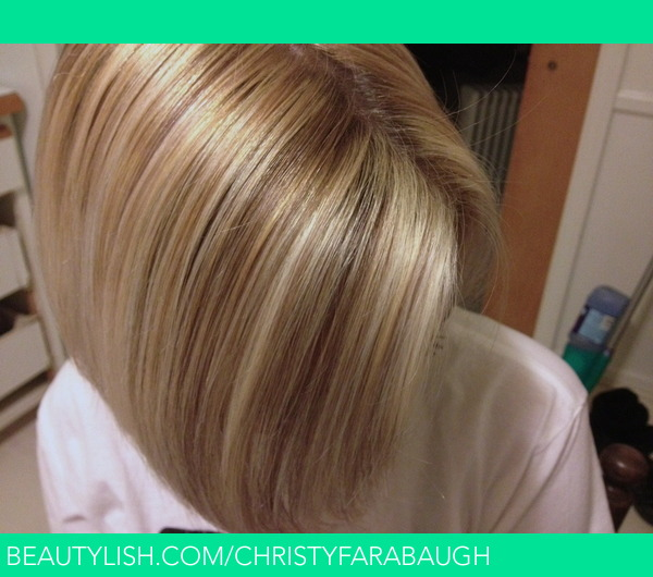 Hair Color highlights and Lowlights by Christy Farabaugh | Christy F ...