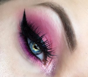 NEW BARBIE COMBINATION LOVES! This is my all time favorite series, so I decided to give it a nudge ;). YouTube tutorial will be up in 24 HRS (Lilz Trueman)! http://theyeballqueen.blogspot.com/2016/06/sultry-glittery-baby-pink-barbie.html