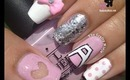 Apink Naeun Inspired Nail Tutorial by The Crafty Ninja