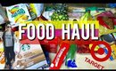 Target Food Haul + Weight Watchers SmartPoints
