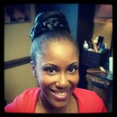 classy up do and airbrush make up