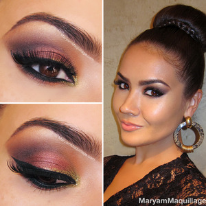 Details: http://www.maryammaquillage.com/2013/09/autumn-smokey-for-maven.html