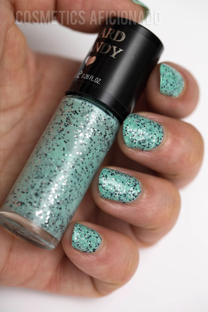 Hard Candy Gummy Green