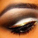 Loving Gold Liner :)
