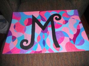 My portfolio for art class :)