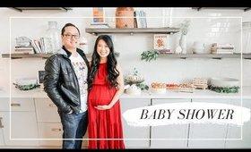 OUR BABY SHOWER   Dumpling Theme 🥟💕