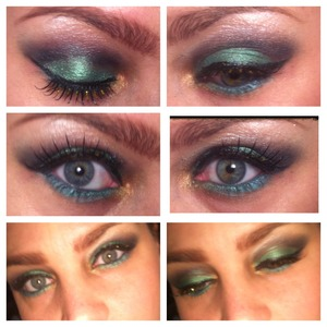 Had to get in the spirit of the movie!!!! Love the Percy Jackson books!!!  I used all profusions eye colors. They are pretty amazing for under 5 bucks!!!