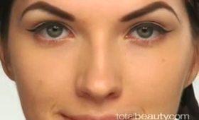 Makeup tutorial The Classic Pin-Up Girl