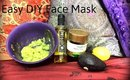 How To Get Glowing Acne Free Skin (DIY Avocado Face Mask)
