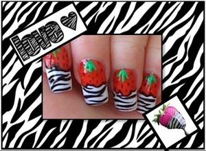 Zebra Strawberry