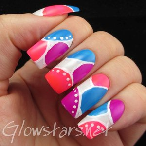 Read the blog post at http://glowstars.net/lacquer-obsession/2014/06/this-feeling-begins-just-like-a-spark/