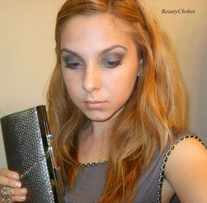 """""""The Snob'' makeup"""