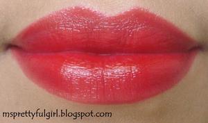 Avon Glazewear Liquid Lip Color Cherry Liqueur http://msprettyfulgirl.blogspot.com/2011/06/fotd-mac-trip-warm.html