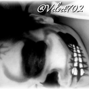 I did this on my boyfriend but he was asleep lol and on an angle I couldn't really see his face good so I messed up on the teeth.