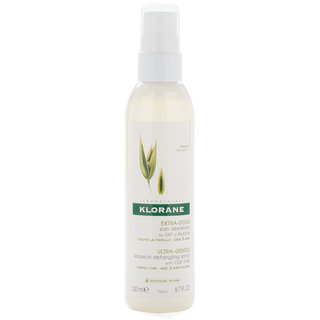 Klorane Leave-In Detangling Spray with Oat Milk