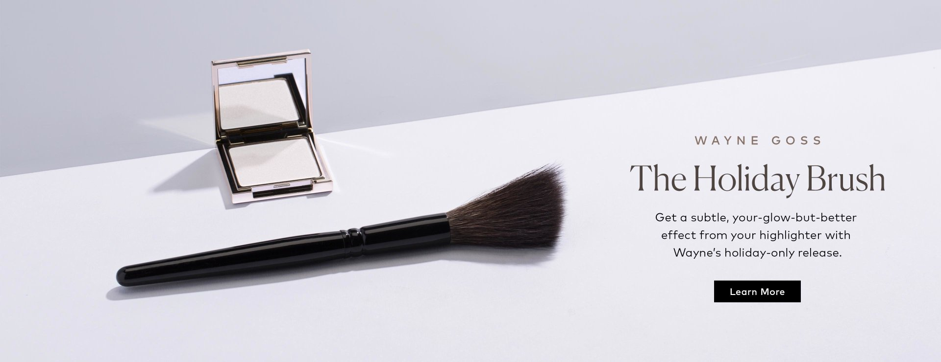 Wayne Goss The Holiday Brush 2017 has arrived – shop now!