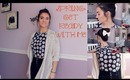 GET READY WITH ME: SPRING Hair, Makeup & Outfit