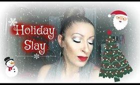 Holiday Slay * Makeup Tutorial