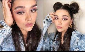 Glam meets Kawaii makeup tutorial