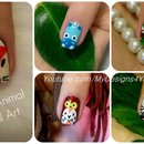 Cute Animal Nail Art Vol.2
