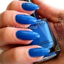 Blue Capri - Barielle Summer Brights 2013